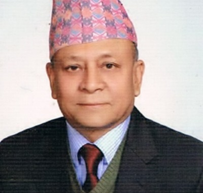Badri Shrestha, Managing Director
