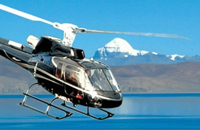 Kailash Mansarovar Yatra by Helicopter (10 Days)