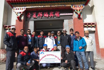 Kailash Journeys Team