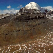 Mount Kailash with Nandi parvat. 170x170 Mount Kailash Mansarovar Photos