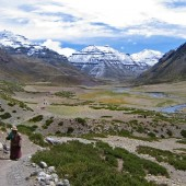 Nearing end of Kora 170x170 Mount Kailash Mansarovar Photos