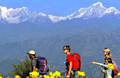 Nagarkot - Nepal Hiking