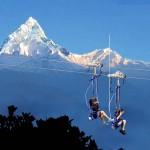 zipline nepal