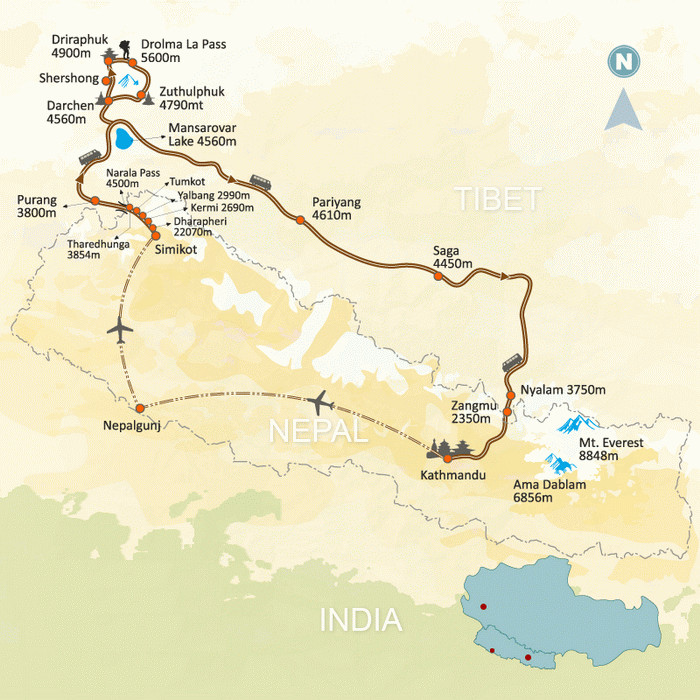 muktinath helicopter tour with Mount Kailash Mansarovar Photos on Muktinath Tour Package as well Shimla Manali Tour Package further Everest Base C  Trek as well Trip 281 Meditation Trek To Muktinath Lodge Trek besides Mt Kailash Inner Kora Tour.